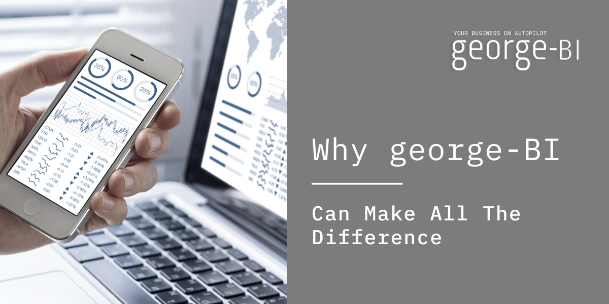 Why george-BI Can Make All The Difference